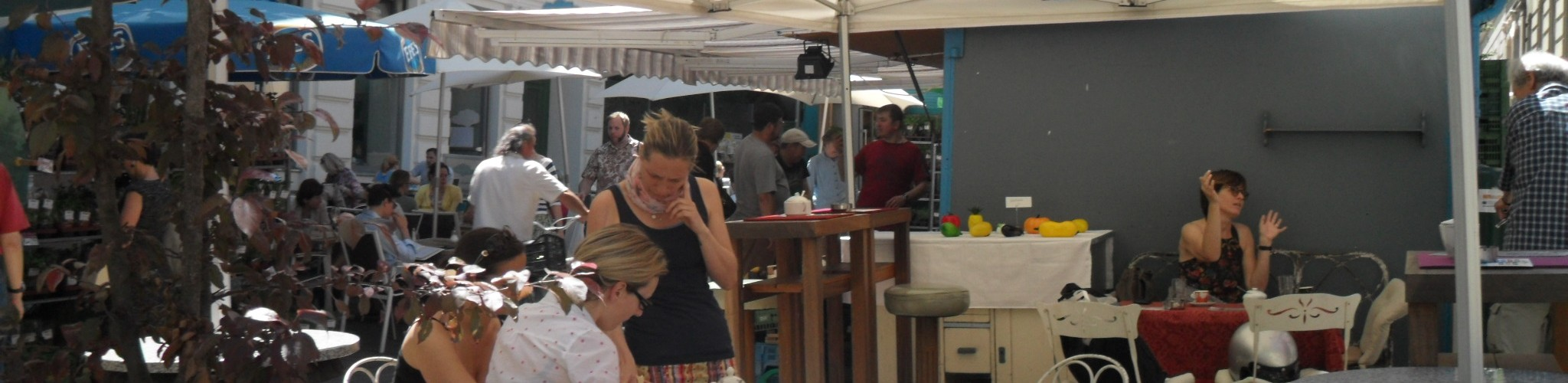 Kutschkermarkt Wien Maggies Genussgalerie