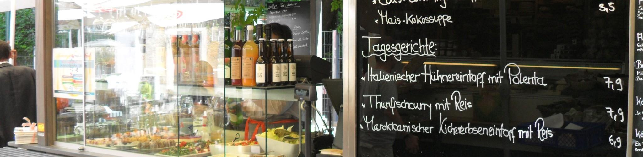 Kutschkermarkt: Pöhl's Cantine